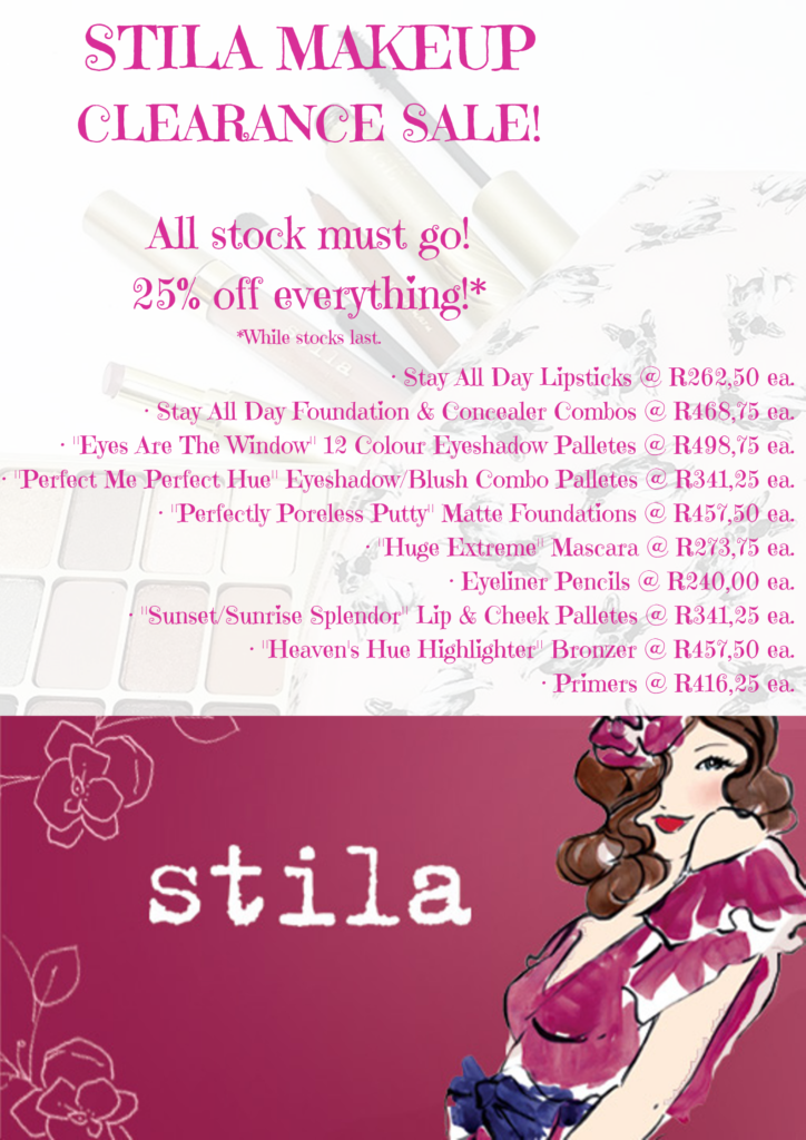 Stila makeup clearance sale
