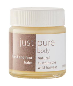 hand and foot balm, just pure